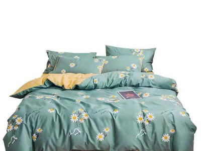 NS抖音床上用品公主风床单被罩宿舍三件套