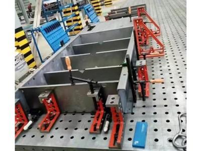 河北金昌机械三维柔性焊接平台