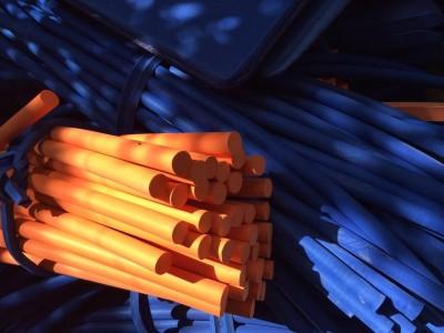 批发定做Pva吸水海绵棒,PVA吸水海绵管,异形海绵棒材