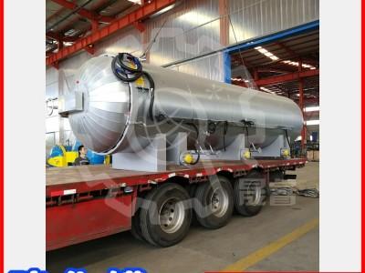 橡胶硫化罐有直接蒸汽硫化罐和电蒸汽硫化罐不同加热方式可定做