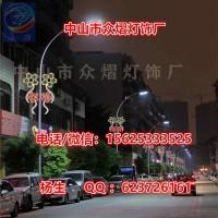 广告灯笼道路防水广告景观灯定制中国红灯笼