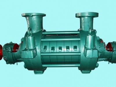DG150-130*11卧式多级锅炉给水泵性能参数说明