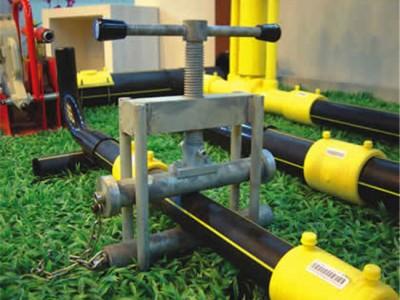 南阳PE给水管,PE专用燃气管批量生产