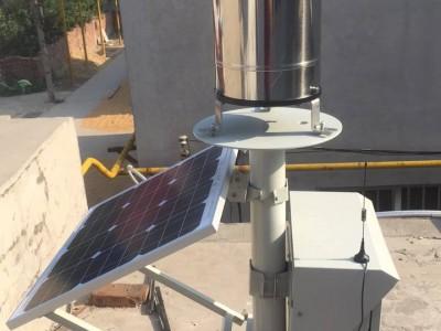 PG-210型自动雨量监测站