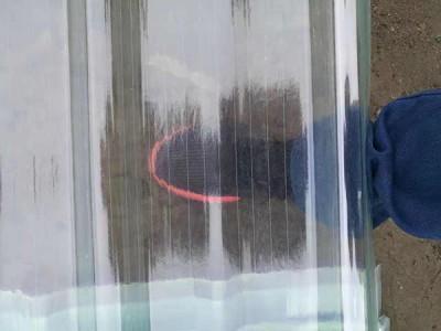 温室大棚雨棚采光|河南采光板价格|透明采光板厂家