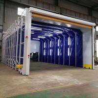 天津车间面积多大用多大的伸缩房 在线指导