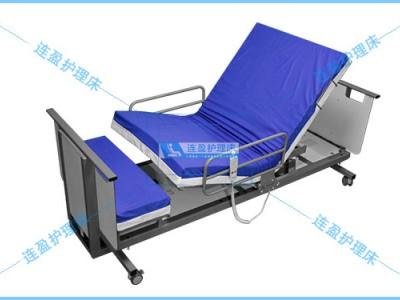 江门医用床 床体质保10年 功能多 便于护理