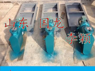 料仓口·DPZ700x700平板电液闸门