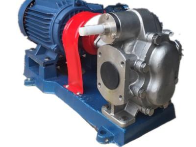 金海泵业高压燃油齿轮泵 耐磨蚀齿轮泵