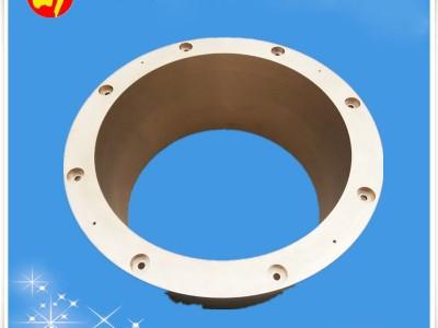 多缸液压破碎机低速重载无油铜套 油槽铜套 轴承内铜套