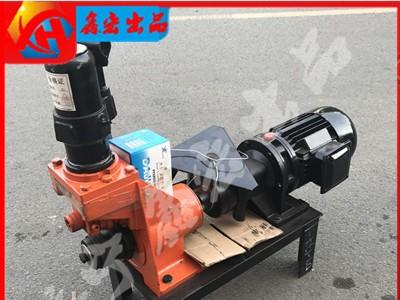 油压千斤顶沟槽机 电动液压沟槽机 2-12寸电动液压滚槽机