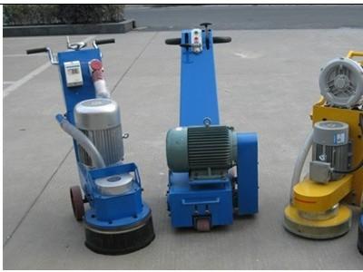 轻型手扶式环氧地坪打磨机