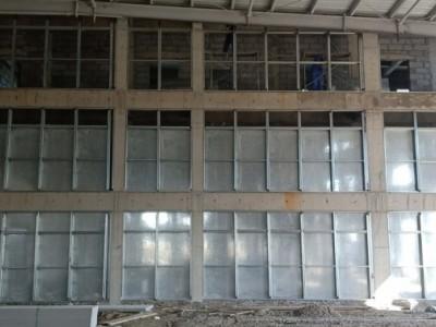 重庆防爆墙泄爆墙工程安装厂家派伦