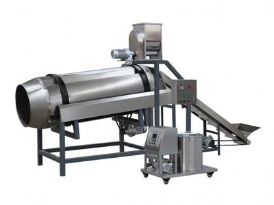 DGT单滚筒调味机  食品生产用调味设备