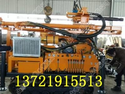 气动履带打井机 深孔气动履带水井钻机价格 恒旺重工钻机厂家