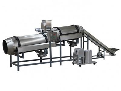 SGT双滚筒调味装置  食品加工用调味设备