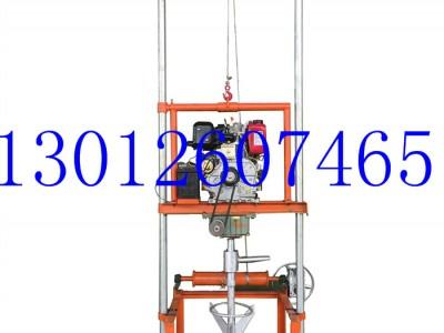 龙门式打井机(柴油电启动款)