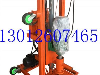 液压升降电动打井机使用说明