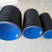 平顶山HDPE排污管,双壁波纹管厂家供应