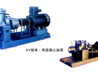 金海泵业65口径高温导热油输送泵 RY系列离心热油泵