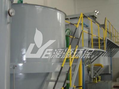 涂料废水处理工程技术案例中的硝化与反硝化
