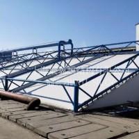 污水池加盖反吊膜工程就选展冀膜结构