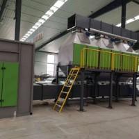 山东博澳催化燃烧环保设备节能环保活性炭吸附净化率高专业定制