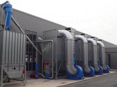 山东博澳中央除尘环保设备节能环保操作简单高效率低耗能专业定制