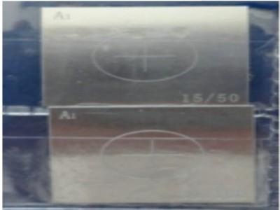 A1 磁粉探伤标准试片