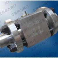 高压焊接球阀Q61N