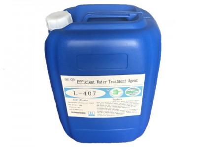 子洲开采天然气加热清蜡循环水高效缓蚀阻垢剂L-407
