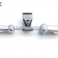 防震锤型号 4D型光缆防震锤 电力金具防振锤厂家直销