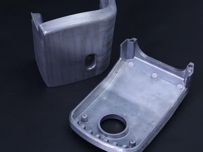 青岛高强度铝合金压铸件生产厂 锌铝合金铸造件加工 压铸模具