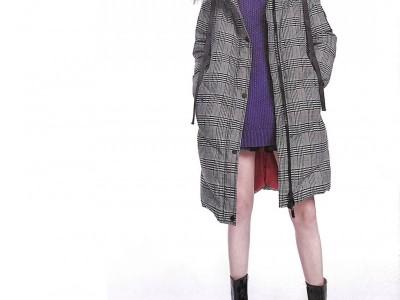 国内知名时尚大牌艾利欧女装19年秋冬折扣店货源批发