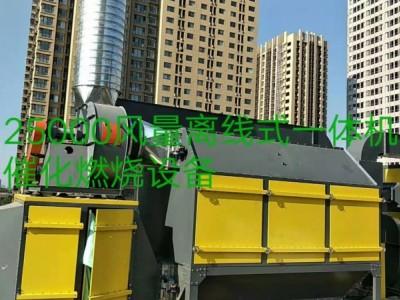 RCO催化燃烧山东博澳环保设备活性炭吸附净化效率高专业定制