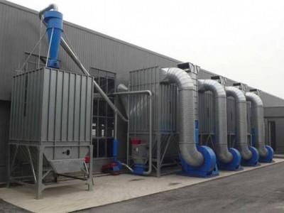 中央除尘设备山东博澳环保设备节能环保操作简单专业定制