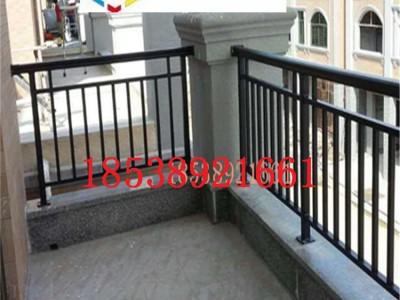 周口 室内阳台栅栏 小区阳台护栏 飘窗护栏怎么安装
