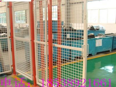河南郑州周口 仓库防护网 车间隔离栅 安装方便 坚固耐用