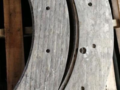 堆焊耐磨钢板   高耐磨复合钢板10+4