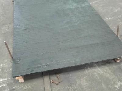 复合耐磨板   复合双金属堆焊耐磨板