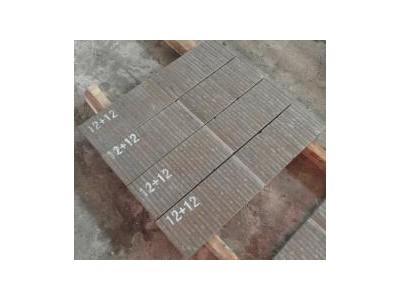 双金属复合耐磨钢板 高碳高铬堆焊耐磨钢板