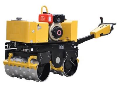 SYL-635C手扶式双钢轮压路机