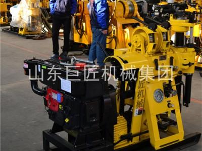 巨匠供应HZ-130Y岩石水井钻机水井钻井机打井机成套设备