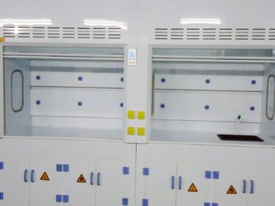 来宾实验室通风橱图片 智能通风橱 实验室家具