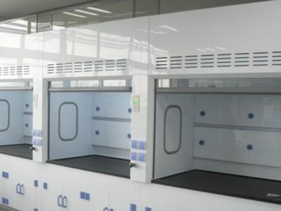 玉林实验室通风橱图片 智能通风橱 实验室家具