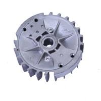 山东青岛锌铝合金压铸件生产厂家 铝合金磁电机转子 磁飞轮