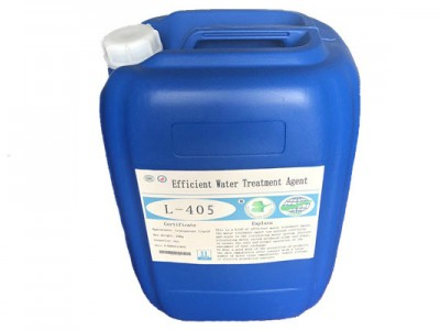 井水缓蚀阻垢剂L-405安徽水泥厂循环水系统标配