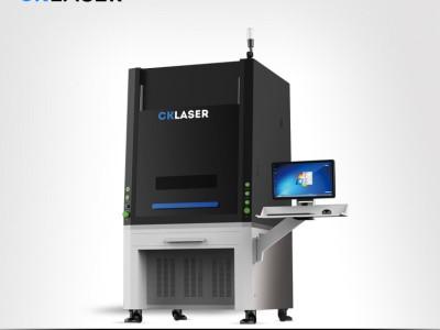 超级光纤激光打标机玻璃镜子剥漆,超大幅面,精细打标-创可激光