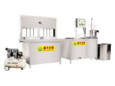 黄石自动豆腐机多少钱 商用豆腐机好操作 技术手把手教学