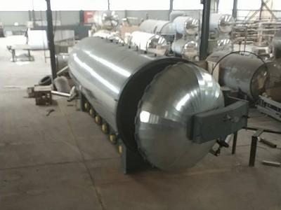胶管硫化罐,橡胶工业硫化罐,环保型硫化罐